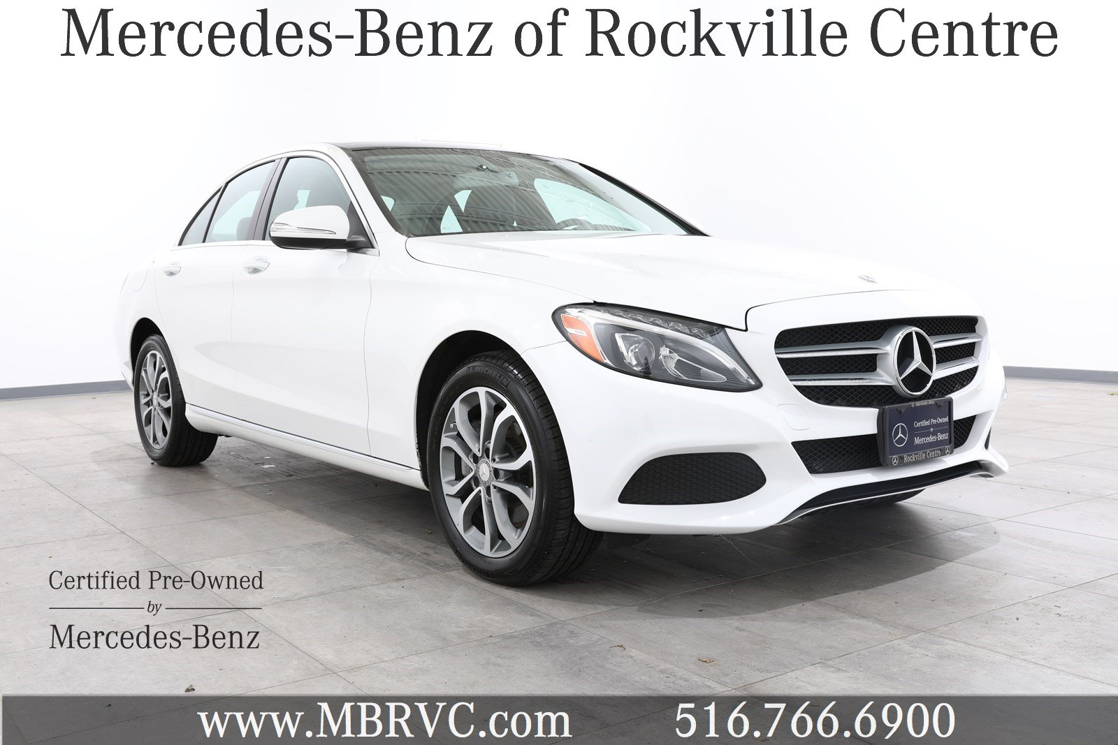 certified pre owned 2015 mercedes benz c class c 300 sedan in rockville centre 5308 mercedes. Black Bedroom Furniture Sets. Home Design Ideas