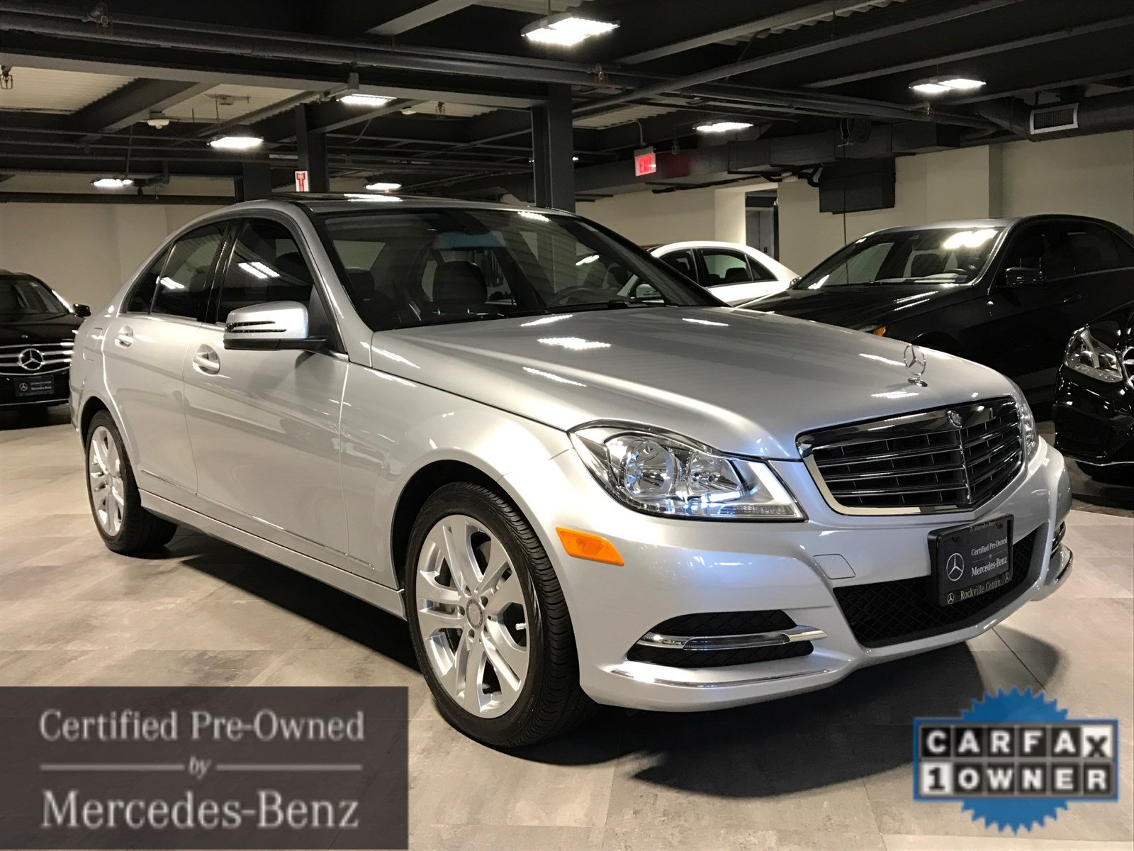 certified pre owned 2014 mercedes benz c class c300 sport sedan in rockville centre 4753. Black Bedroom Furniture Sets. Home Design Ideas