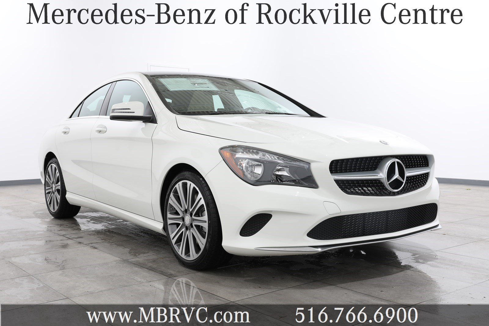 new 2018 mercedes benz cla cla 250 coupe in rockville centre jn517140 mercedes benz of. Black Bedroom Furniture Sets. Home Design Ideas